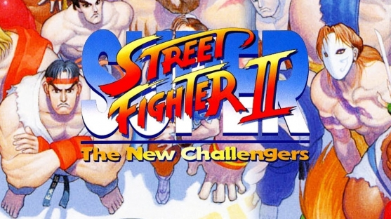 OST Super Street Fighter II - The New Challengers